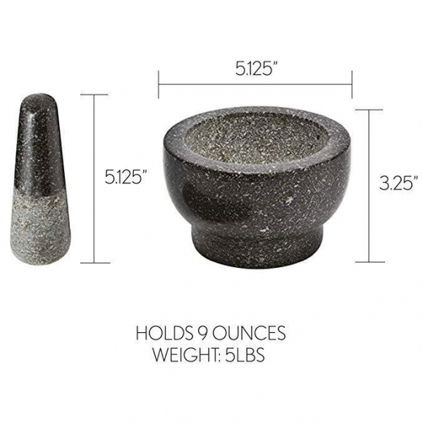 Quality Health Granite Mortar and Pestle for sale