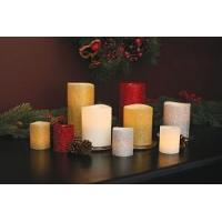 Office-Travel Glitter Battery Operated Candles Manufactures