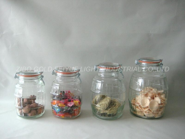 Quality Storage Jars & Canisters FY2122 for sale