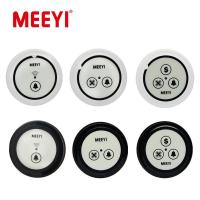 Y-B13 Three Keys Restaurant Call Button System Restaurant Waiter Calling System Manufactures