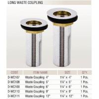 Long Waste Coupling Manufactures