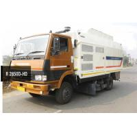 SINGLE ENGINE TRUCK MOUNTED ROAD SWEEPING MACHINE Manufactures