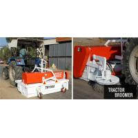 Tractor Driven Mechanical Broomer Machine Manufactures