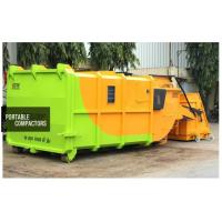 Portable Refuse Compactor Capacity 10/ 16 Cumt Manufactures