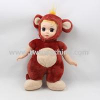 China Plastic PVC Baby Dolls Animal Dressed Dolls With Moveable Limbs on sale