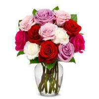 One Dozen Sweetheart Roses Manufactures