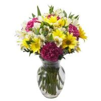 Buoyant Day Mixed Bouquet Manufactures
