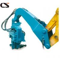 Excavator mounted driver hydraulic drilling hammer Manufactures