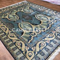 Buy cheap Z2005A Designer Hanmdade Turkish Silk Rugs from wholesalers