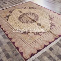 Buy cheap Z2008A Handmade Beige Area Rug 8x10 from wholesalers
