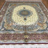 Buy cheap Z2004A Handmade Brown Beige Large Area Rugs from wholesalers