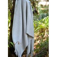 China Woven & Brushed Baby Alpaca Throw on sale