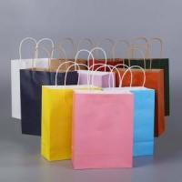 China Beautiful Paper Gift Bags for Christmas on sale