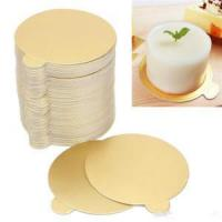 Bakery Cake Paper Board Foil Paper Manufactures