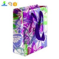 Colorful paper carrier bag Manufactures