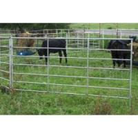 Installed Cattle Yards Cattle Fence Panel Manufactures