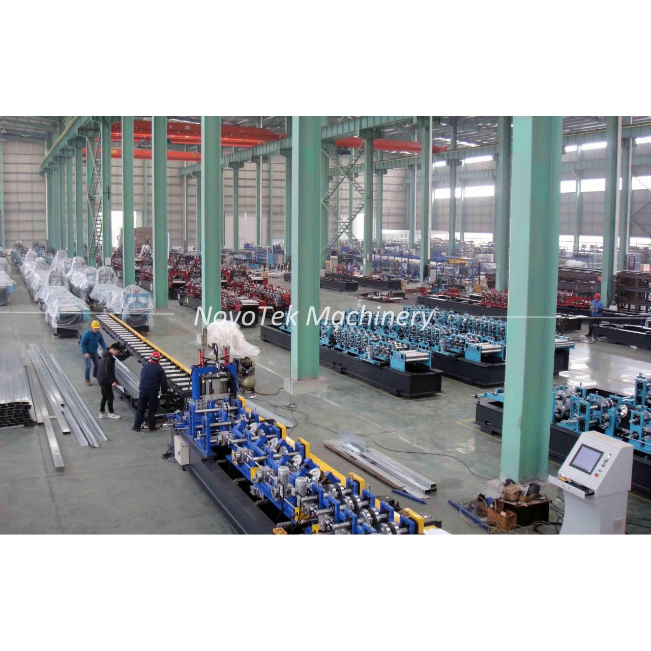 Buy cheap CZ Purlin Roll Forming Machine from wholesalers