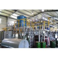 Buy cheap Pyrolysis Oil Distillation Machine from wholesalers
