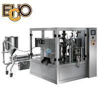 Automatic Rotary Bone Soup Packing Machine MR8-200 Manufactures