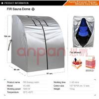 Buy cheap Family/Personal Healthcare Product Far Infrared Vitality Cabin from wholesalers