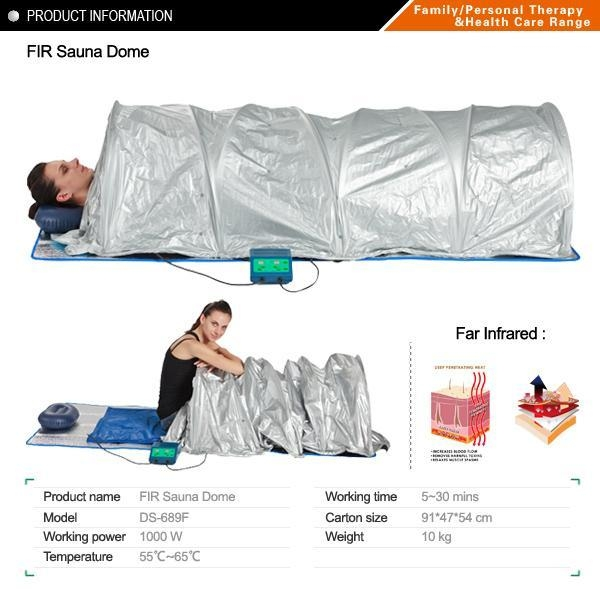 Quality Family/Personal Healthcare Product Far Infrared Sauna Dome for sale