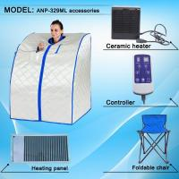 Family/Personal Healthcare Product Far Infrared Sauna with Ceramic Heater Manufactures