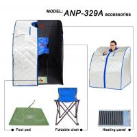 Buy cheap Family/Personal Healthcare Product Portable Far Infrared Ray Sauna from wholesalers