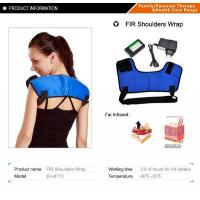 Buy cheap Family/Personal Healthcare Product Far infrared shouders wrap from wholesalers