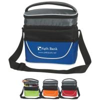 Cool Bags/ Lunch Bags Two Compartment Lunch Bag