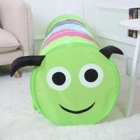 Collapsible Caterpillar Chilren Play Tent Tunnel Manufactures