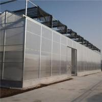 Hot Galvanizing Greenhouse Seedbed