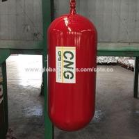 CNG cylinder, type 1 for vehicles, good services and price International approvals Manufactures