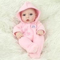 Buy cheap Doll Sort NPKDOLL 10 inches Mini Baby Doll Full Vinyl Reborn Baby Toys Mini Baby from wholesalers
