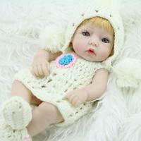 Doll Sort 10 Inch Mini Baby Reborn Girl Doll Full Body Silicone Mini Alive Dolls Sweet Dreams Manufactures