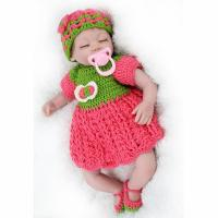 Buy cheap Reborn Baby Doll 42cm Preemie Babies Kids Toys Girl Juguetes Christmas Gift For Your Daughter from wholesalers