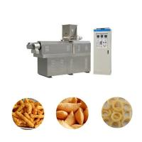 China Snack Food Machine Extruded Snack Food Making Machine /puffed Corn Snack Food Machine on sale