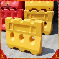 Yellow Black Safety Protection Plastic Water Horse