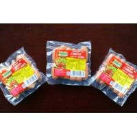 Low temperature meat products series 1