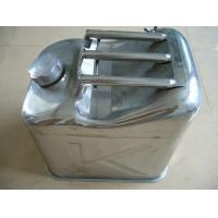 ALLWELL Metal Products  Stainless steel gasoline barrel Manufactures