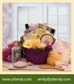 Quality The Healing Spa Gift Basket for sale