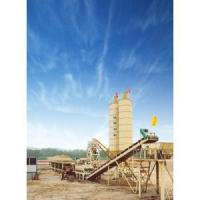 Concrete mixing plants sales