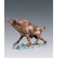 Animal sculptures bull-fighting Manufactures