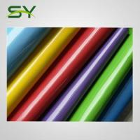 Sgs certification safe and durable fire retardant pvc tarpaulin Manufactures