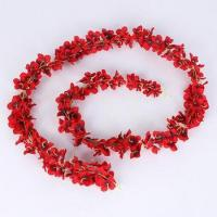Factory Price Mult-colour Silk Garland Artificial Flower For Wedding Manufactures