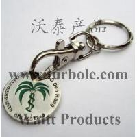 Trolley Coin Keyring Manufactures