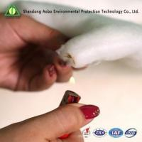 Buy cheap 100% Cotton/Oil Absorption Felt Fireproof thermal bonded polyester wadding / Good price from wholesalers
