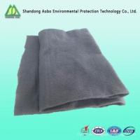 Buy cheap 100% Cotton/Oil Absorption Felt Good price Needle punched non-woven reliable quality from wholesalers