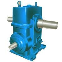 China PW series plane double enveloping worm gear reducer on sale