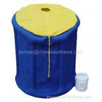 Buy cheap Portable Sauna inflatable family steam Sauna from wholesalers