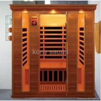 Buy cheap Far Infrared Sauna square cedar wood sauna from China from wholesalers